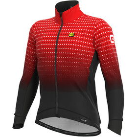 Alé Cycling PR-S Bullet Giacca Uomo, nero/rosso